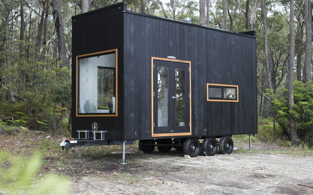 Tiny House featured on Houzz