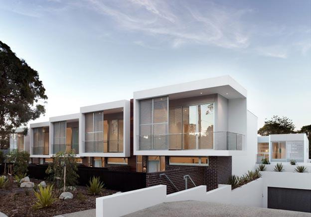 SOHO Townhouses Design